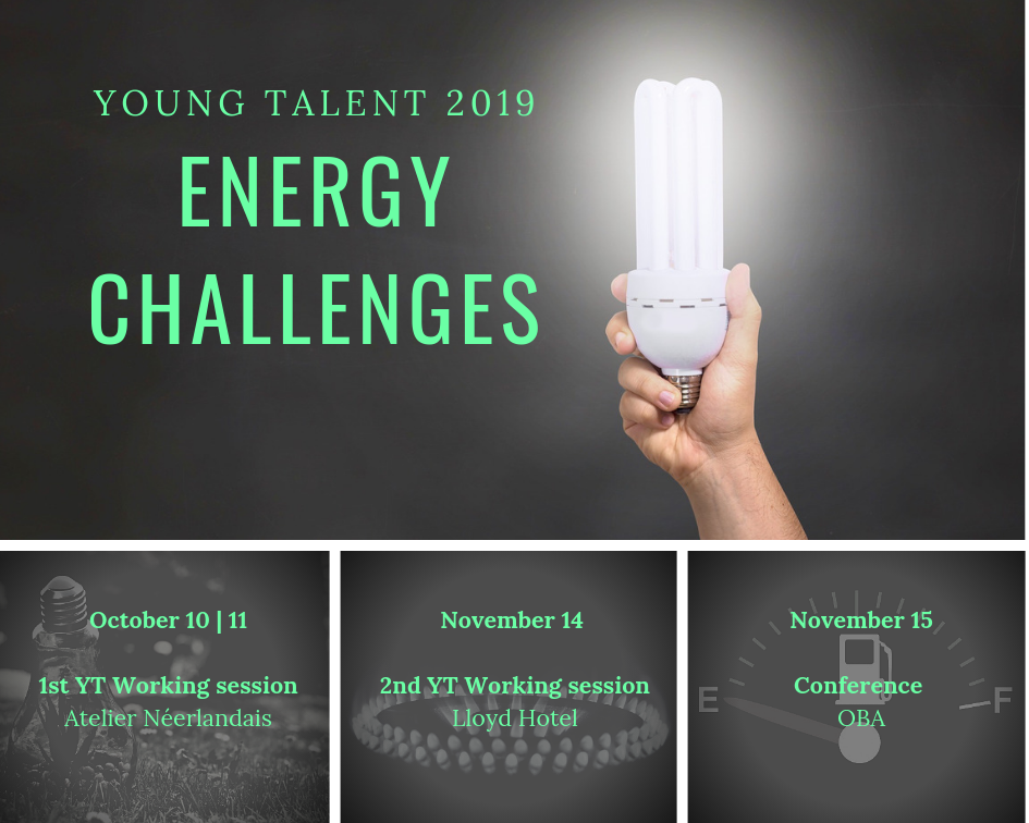 Young Talent 2019 - Preliminary programme