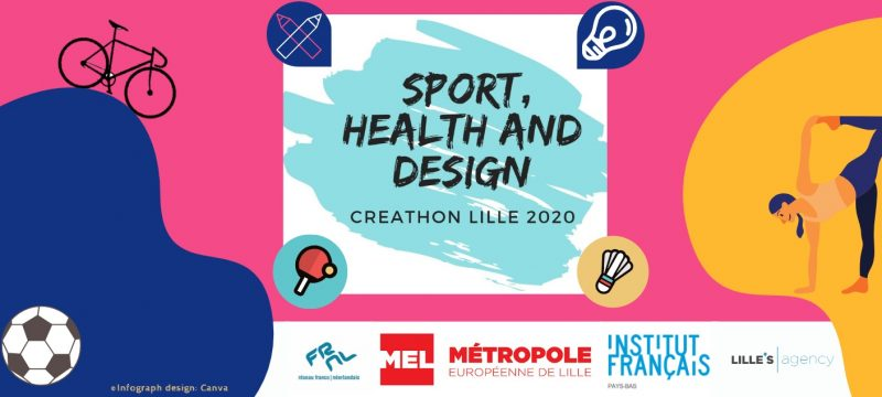 Visual call for applications Creathon Lille 2020