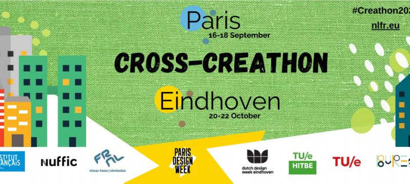 Créathon croisé Paris - Eindhoven (avec lien internet)