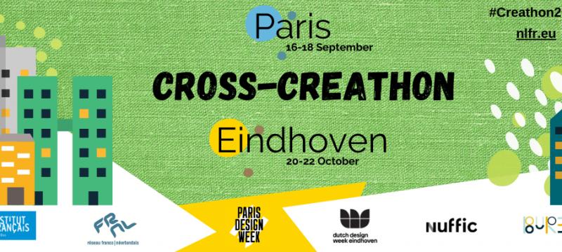 Créathon croisé Paris - Eindhoven (GB - Up)